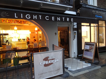 entrance light centre belgravia