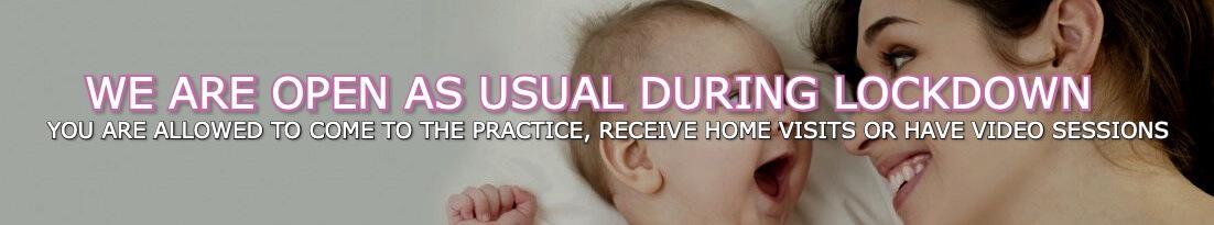 pregnancy osteopath Cigna postnatal